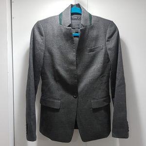 J Crew Regent Wool Blazer - Size 2
